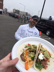 On the menu for the Texans game? Authentic Tex-Mex,