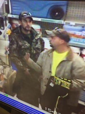 Shoplifting suspects at Waynesboro Kmart.