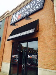 Marino's Bistro to Go opened last spring in Marketplace