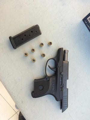 The Transportation Security Administration found a loaded handgun in a passengers carry-on Friday morning at Nashville International Airport.