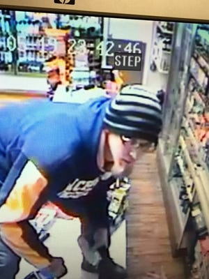 Investigators are asking the public for help identifiying an alleged robber in Walton.