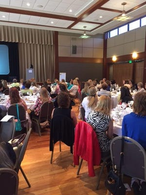 More than 300 people attended VOA Celebration of Women.