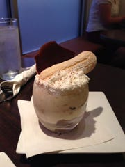 Tiramisu from Creme Cupcake + Dessert.