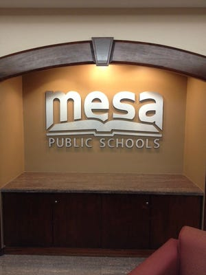 Mesa residents now have the right to speak out at school board meetings.