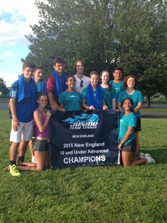 802 Tennis Academy