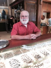 Bill Foley, co-owner of the Chocolate Fetish store downtown, said the business sees tourists from all over the world. He recalled one man from Korea who said his next door neighbor told him if he went to Asheville to be sure to visit Foley's shop.