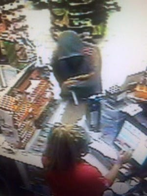 Suspect in east Lee County gas station robbery Aug. 2