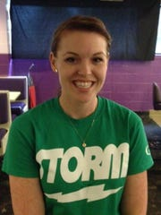 Catie Jensen of Fort Worth, Texas, finished 31st at