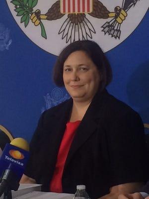 U.S. Consul General Daria L. Darnell