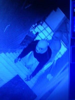 Two men burglarized a home.