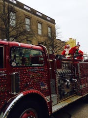 The Collingswood Holiday parade is a much-anticipated
