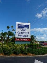 Cape Canaveral Hospital was one of three hospitals