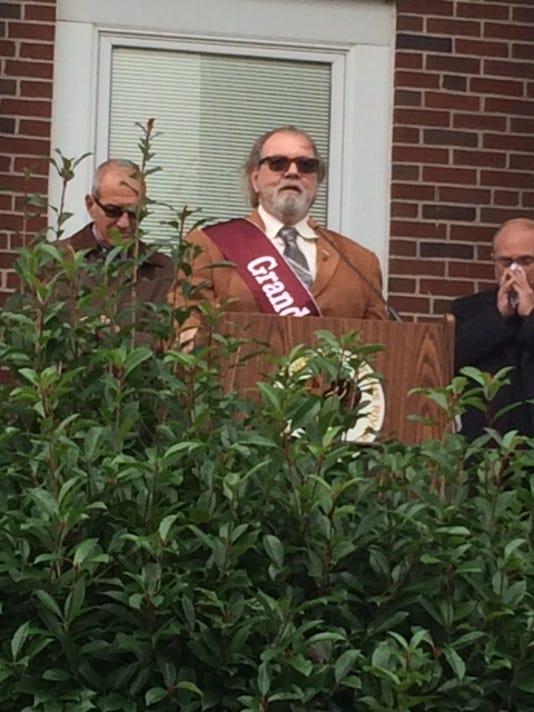 Ocean County Veterans Day Parade Grand Marshal John Dorrity
