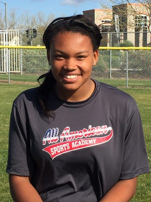 Nerissa Eason is one of the top high school softball players in the nation.