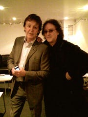 Along with Paul and Linda McCartney, Denny Laine was co-founder of the band Wings, which was one of the most internationally successful bands of the 1970s.