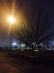 A fog advisory is in effect through 10 a.m. Wednesday morning, according to AccuWeather.com