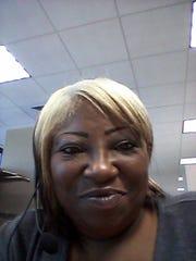 Sonya Spann of Birmingham, Ala., works for a company