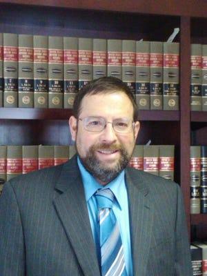 Fairfield County Prosecutor Gregg Marx
