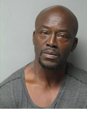 Alfred L. Robinson, 51, has been charged with two armed robberies in the Camden area.