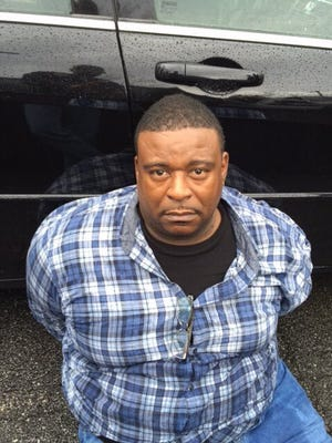 Demetrius McCollum was arrested in Georgia on Wednesday. He faces charges in connection with scams that so far have totaled more than $500,000 in several states.