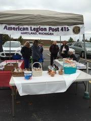 Hartland American Legion Ladies Auxiliary Austin-Moore