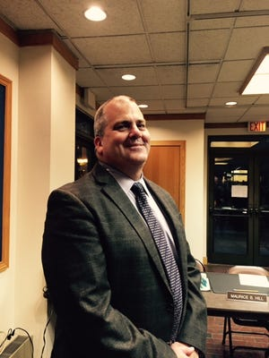 Lifelong Toms River resident Kevin Geoghegan was appointed Wednesday night to the Toms River Township Council.