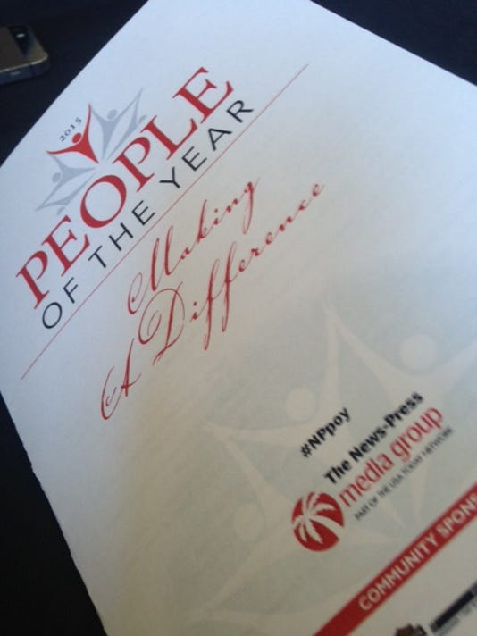 People of the Year program