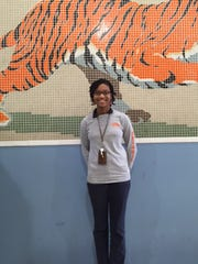 OHS senior Abigail Manuel was recently named to the