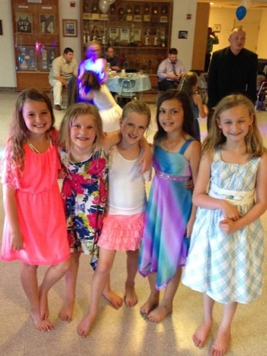 042816 Daughter Daddy dance