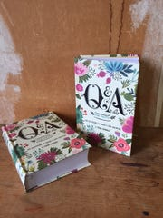 A Q+A journal specifically designed for mothers at