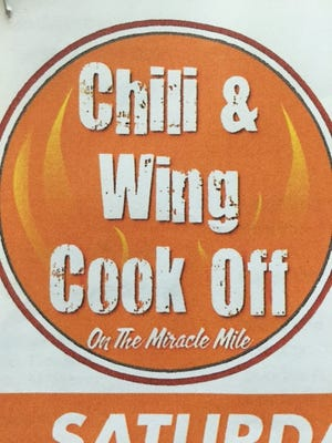 Chili & Wing Cook Off and Blues Festival