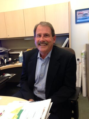 David Spaur is the Economic Development Director for Monterey County