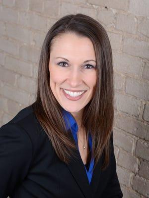 Tracy Horodyski, a Kenowa Hills teacher, is the 2016-17 Michigan Teacher of the Year