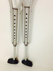 MTips crutch tips were designed to provide stability and efficiency for people who use crutches.