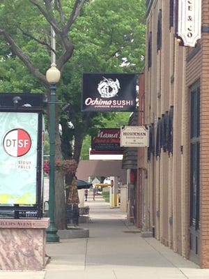 Tokyo Japanese Cuisine in downtown Sioux Falls is now Oshima Sushi.