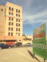 River Oaks Properties demolished several buildings