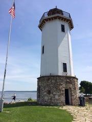 The Fond du Lac Lighthouse