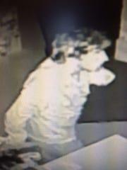 This suspect for the burglary at Salem Community Drug