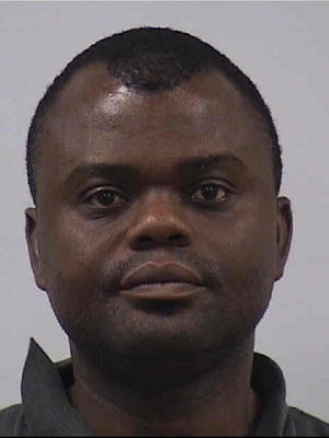 Dominic Yamoah was arrested on July 9 for solicitation in Hamburg.