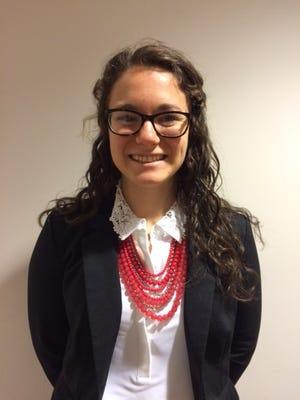 Brittany Horst, Pennsylvania State dietetic intern