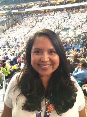 Delegate Gabriela Gonzalez of Downey