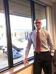 Michael Hubert is the new Livingston Educational Service