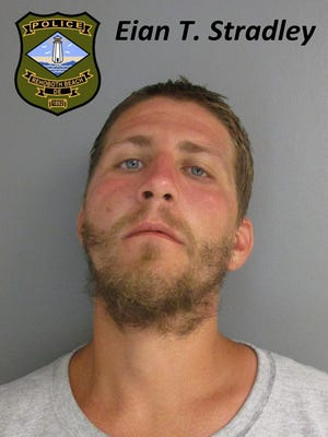 Eian T. Stradley, 32, of Millsboro