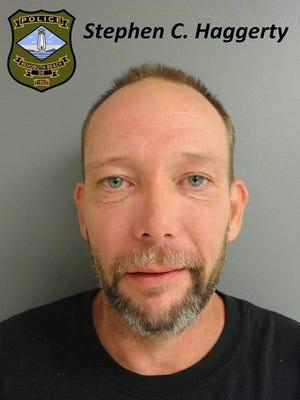 Stephen C. Haggerty, 45 of Milford