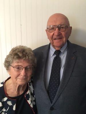 Bernard and Marie Mitchell