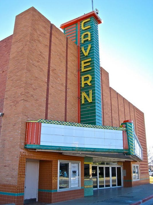 Carlsbad Cavern Theater