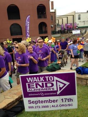 Walk-to-End Alzheimer's