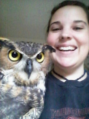 Jess Beatty is the Nursery Coordinator at FWMA and spends most of her time trying to get birds to believe she is one of them.