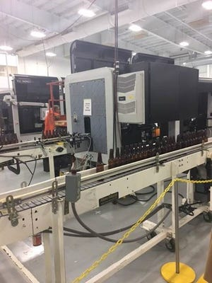 Bucher Emhart Glass Manufacturing Inc. produces testing and inspecting equipment used by glass container manufacturers around the world.