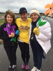 Members of Lakeside Middle School's National Junior Honor Society participated in the Cumberland County Walk to End Alzheimer's 2016 on Oct. 22 at the New Jersey Motorsports Park.